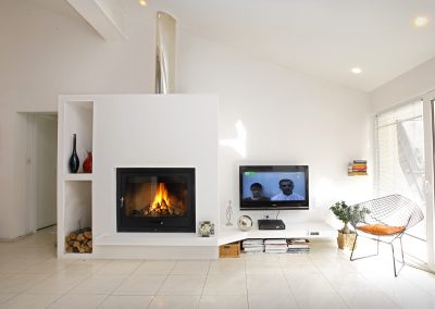 Plasma fireplace PK1m